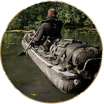 Kayaks and Rafts